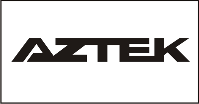 AZTEK Windshield Decal