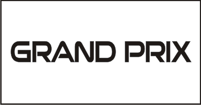 Grand Prix Windshield Decal