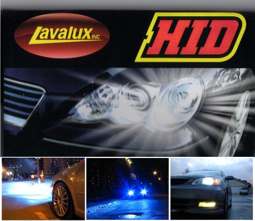8000K Complete HID Lighting System