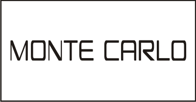 Monte Carlo Windshield Decal