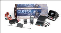 CLIFFORD Matrix 50.5X 2-way Alarm Remote Start $599.00 Installed, Car Decals