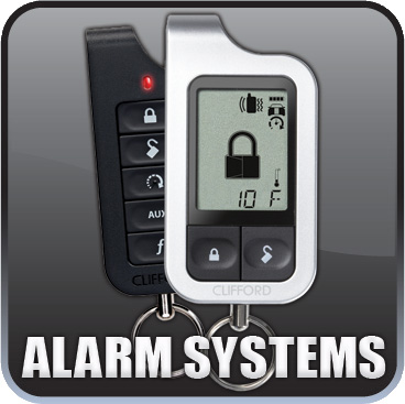 Our Vehicle Alarm Systems provide a piece of mind that your valuables will be kept safe. Any of the Compustar, Arctic Start, Avital or Clifford systems can be professionally installed into your vehicle and some systems even offer Remote Start!